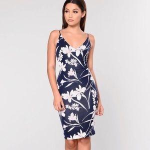 Fashion nova welcome to Hawaii Dress